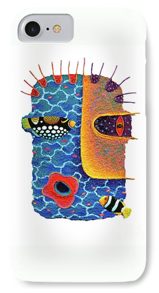 Missing The Sea Phone Case by Opas Chotiphantawanon