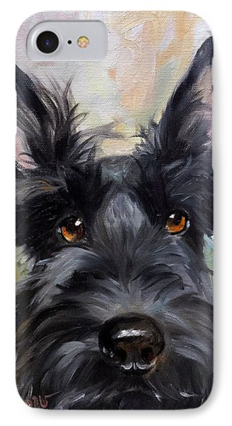 Missing You IPhone Case by Mary Sparrow