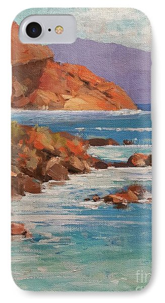 Mission Cove IPhone Case