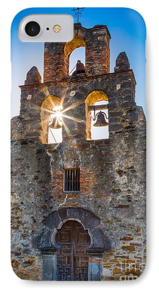 Mission Espada IPhone Case by Inge Johnsson