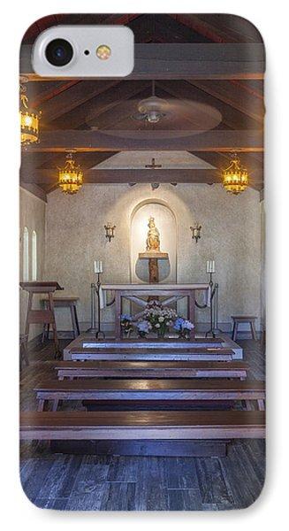 Mission Nombre De Dios IPhone Case by Maria  Struss