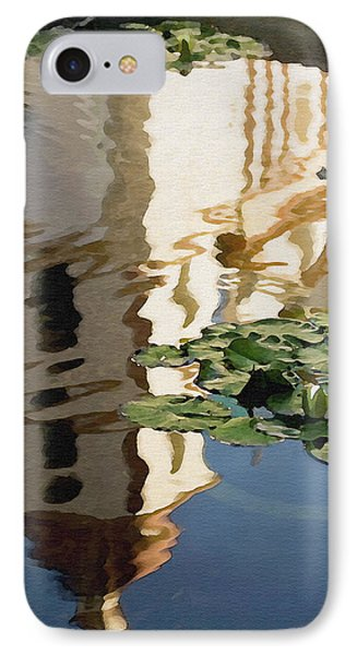Mission Reflection Phone Case by Sharon Foster
