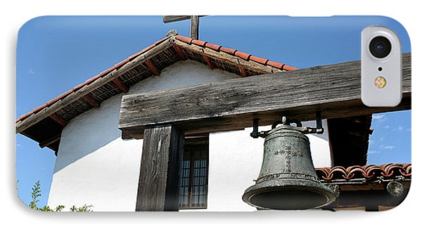 Mission San Francisco De Solano - Sonoma IPhone Case by Art Block Collections