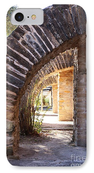 Mission San Jose IPhone Case by Jeanette French