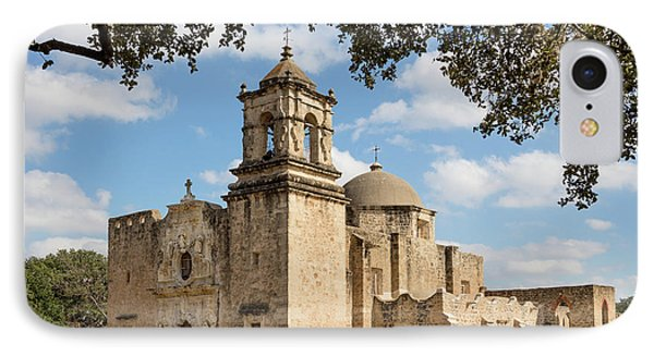 IPhone Case featuring the photograph Mission San Jose by Mary Jo Allen