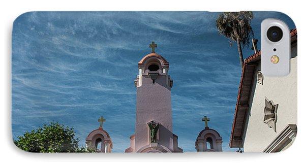 Mission San Rafael Arcangel IPhone Case by Richard White