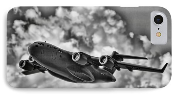 Mission-strategic Airlift IPhone Case