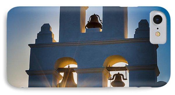 Mission Sunset Phone Case by Inge Johnsson