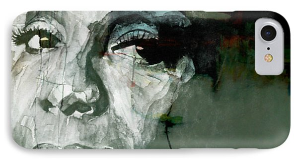 Mississippi Goddam IPhone Case by Paul Lovering