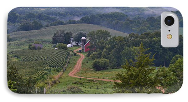 Mississippi River Valley 2 IPhone Case