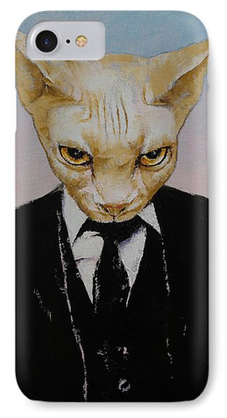Mister Cat IPhone Case
