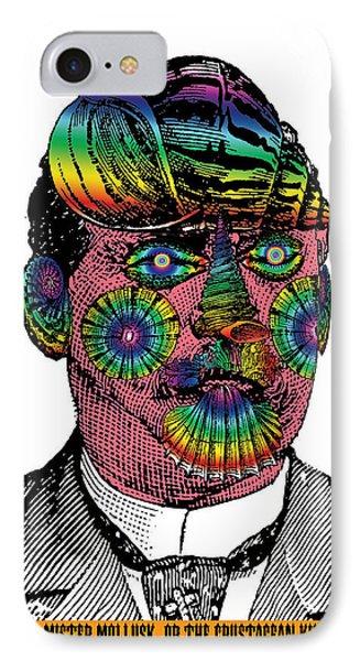 Mister Mollusk Phone Case by Eric Edelman