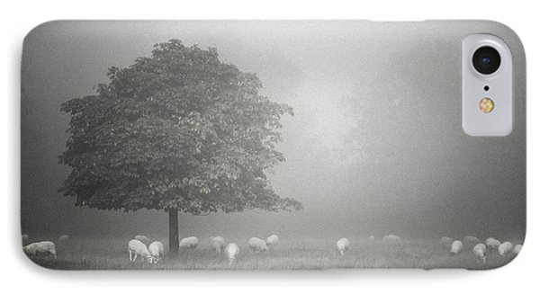 Misty And Muted IPhone Case