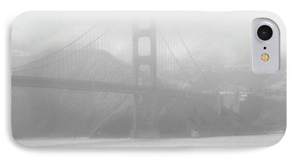 Misty Bridge Phone Case by Donna Blackhall