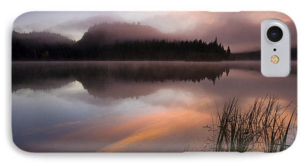 Misty Dawn Phone Case by Mike  Dawson