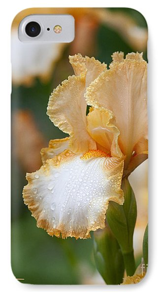 Misty Iris IPhone Case