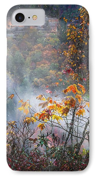Misty Maple IPhone Case by Diana Boyd