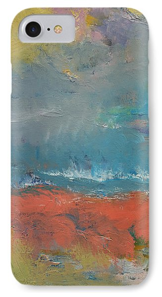 Misty Phone Case by Michael Creese