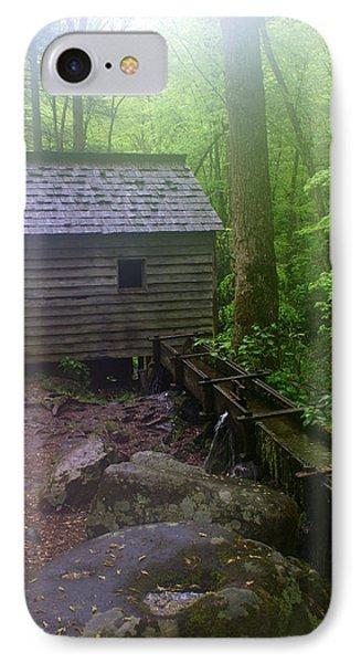 Misty Mill Phone Case by Marty Koch
