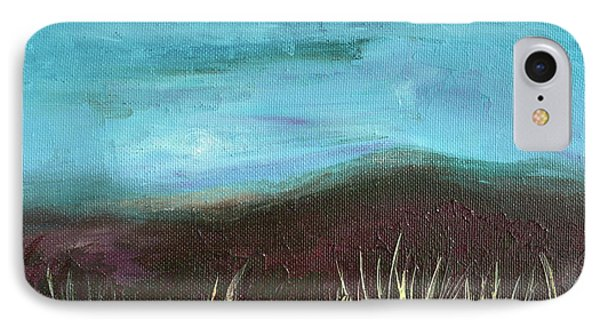 Misty Moors IPhone Case by Donna Blackhall