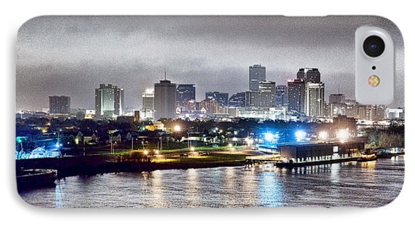 Misty Morning In New Orleans Phone Case by Dan Dooley