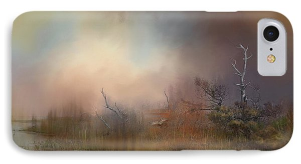 Misty Morning IPhone Case by Kathy Russell