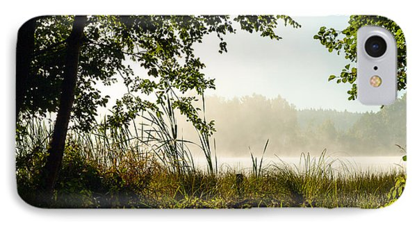 Misty Morning Light IPhone Case