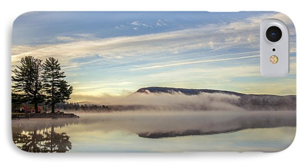 Misty Morning Phone Case by Mark Papke