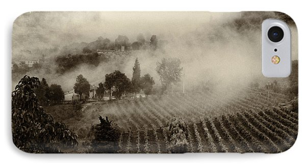 Misty Morning IPhone 7 Case