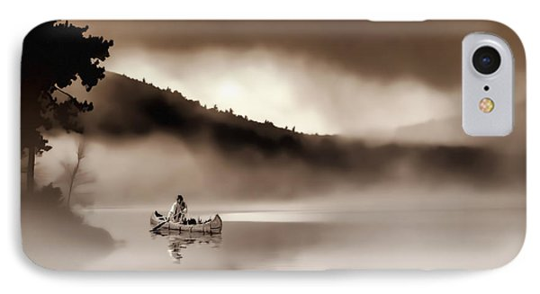 Misty Morning IPhone Case by Stephen Anthony