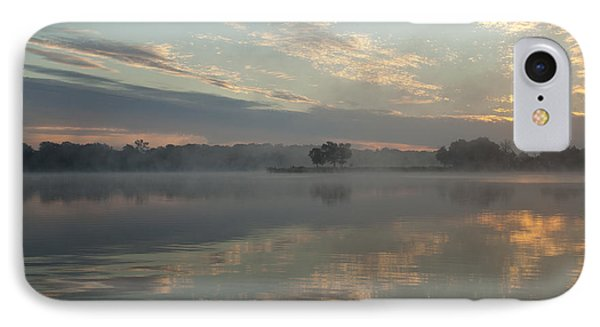 Misty Reflections IPhone Case