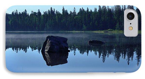 Misty Summer Morning IPhone Case