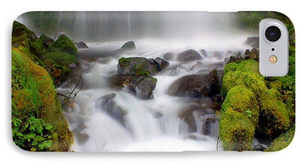 Misty Waters Phone Case by Marty Koch