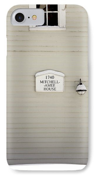 Mitchell-amee House IPhone Case