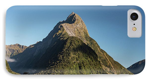 IPhone Case featuring the photograph Mitre Peak Rahotu by Gary Eason