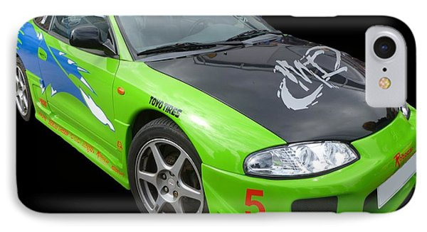 Mitsubishi Eclipse IPhone Case