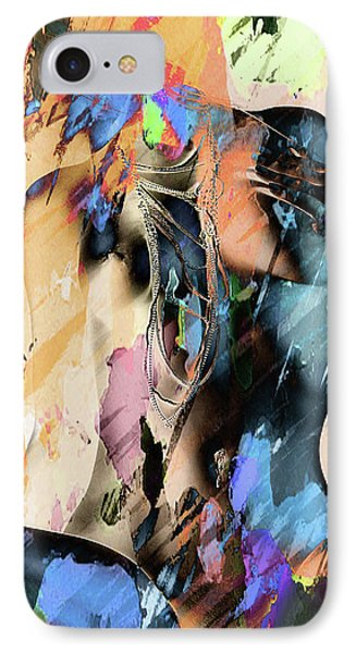 Mixed IPhone Case by Naman Imagery