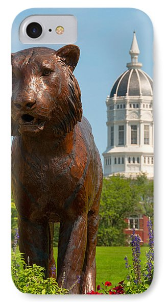 Mizzou IPhone Case by Steve Stuller