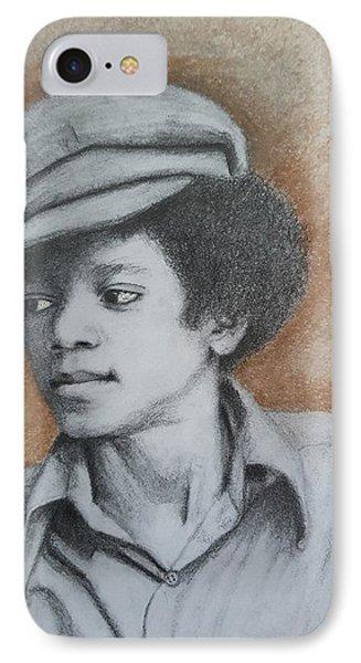 MJ IPhone Case