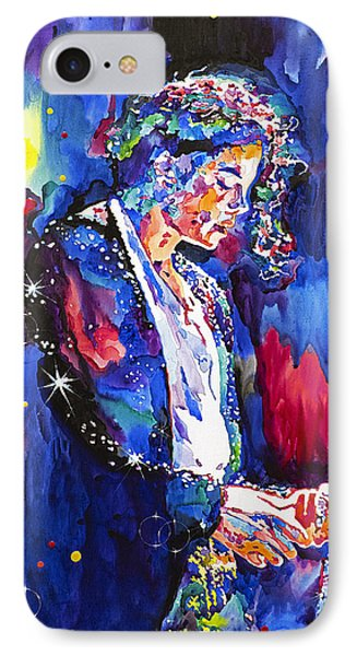 Mj Final Performance II IPhone 7 Case by David Lloyd Glover