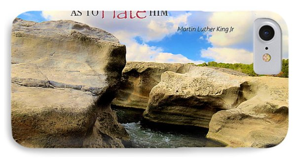 IPhone Case featuring the photograph Mlk 1 by David Norman