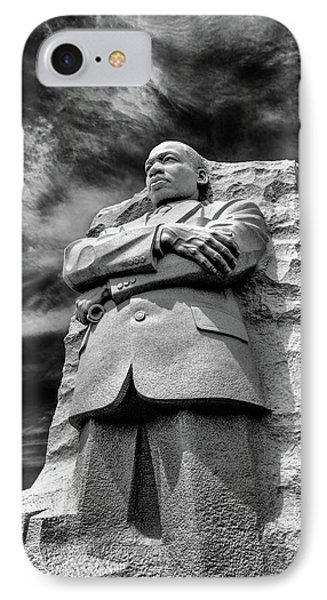 Mlk Memorial IPhone Case by Paul Seymour