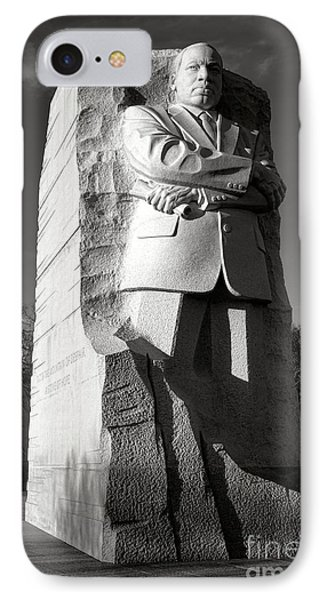 MLK IPhone Case by Olivier Le Queinec