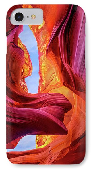 Endless Beauty IPhone Case by Mikes Nature