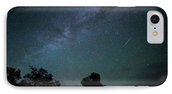 Moab Meteors IPhone Case by Darren  White