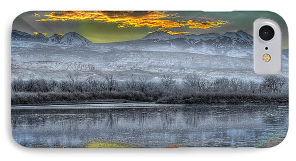 Moab Sunrise IPhone Case by Wendell Thompson