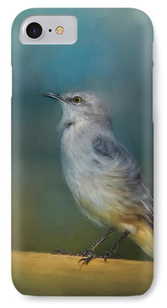 Mockingbird On A Windy Day IPhone 7 Case