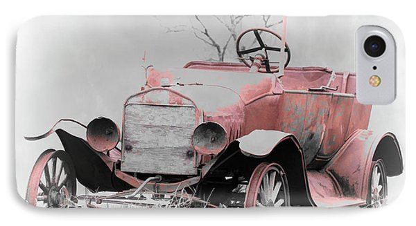 Model T Ford IPhone Case by Steve McKinzie