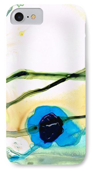 Modern Abstract Art - A Perfect Moment - Sharon Cummings IPhone Case