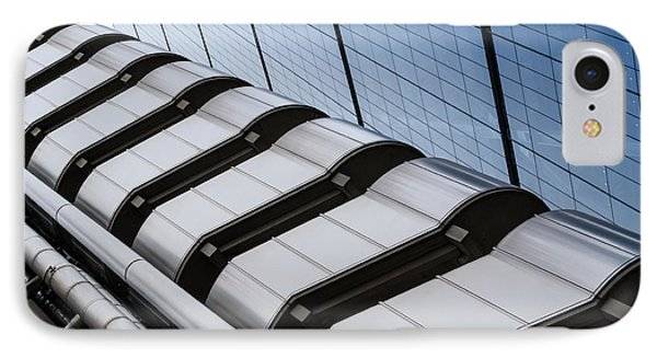 Lloyds Building Bank In London IPhone Case by John Williams